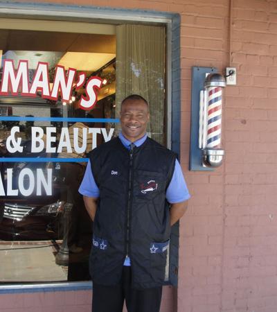 Freeman's Barber Shop