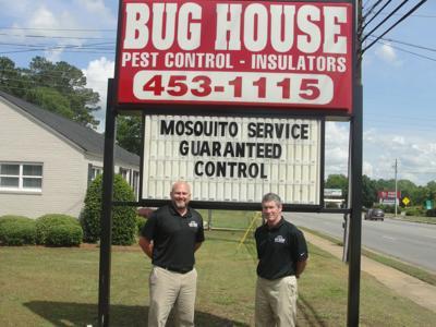 Bug House Pest Control Handles All Your Extermination Needs News Unionrecorder Com