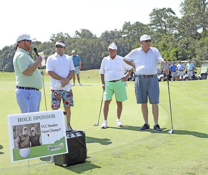 Tournament honors former Habitat director