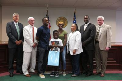 Local Viral Video Star Honored For Act Of Kindness Local News