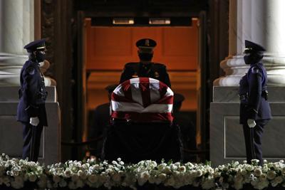 APTOPIX John Lewis Remembered