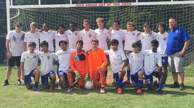 lake country united FC
