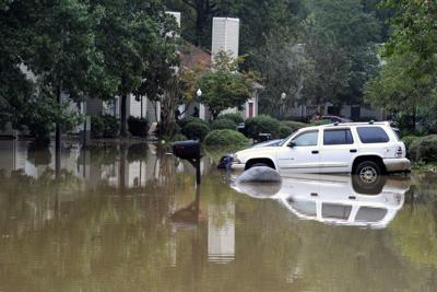 Flash Flooding Southeast