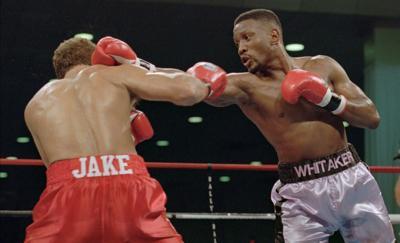 Obit Whitaker Boxing