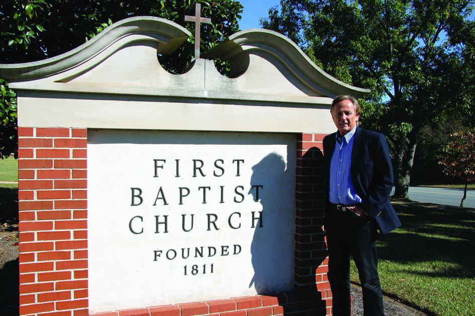Fbc Milledgeville Welcomes Pastor News Unionrecorder Com