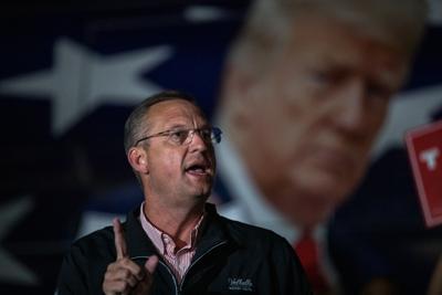 Trump supporters rally Republican base in Atlanta