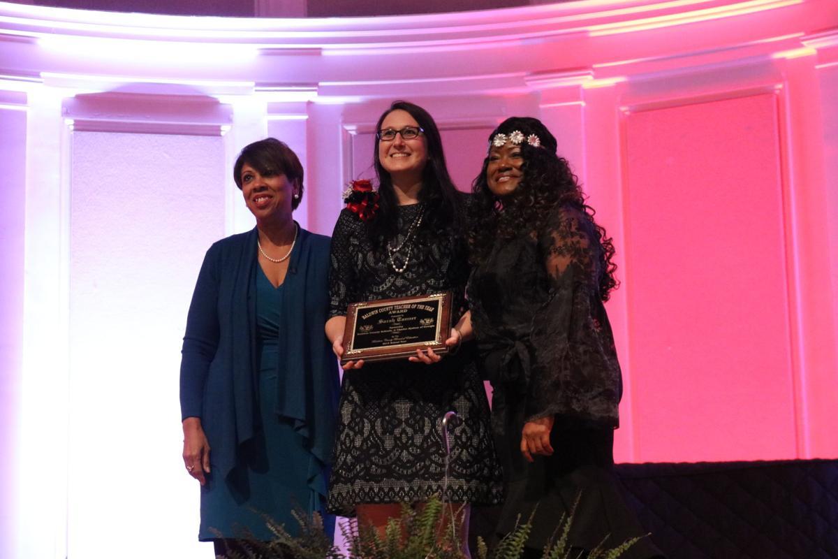 Allene Simmons bhs educator named district teacher of the year | news