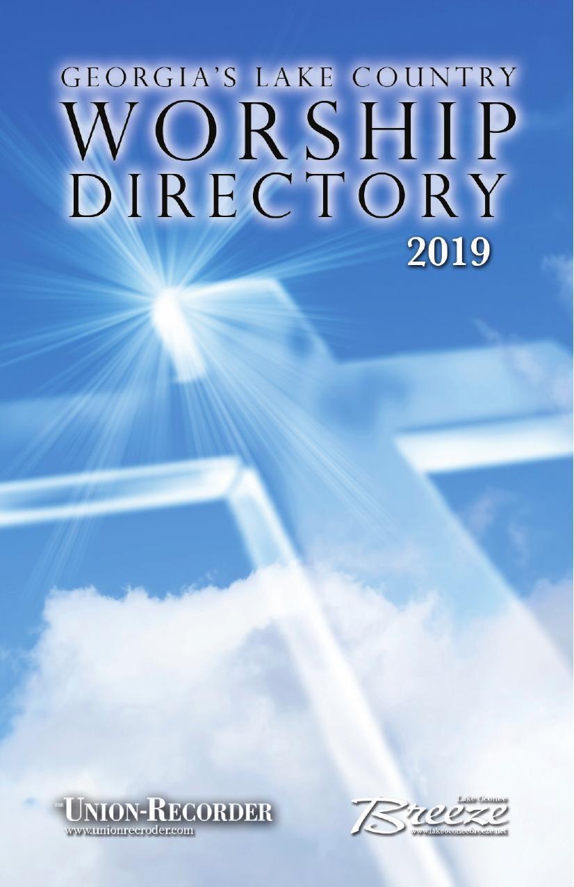 2019 Worship Directory