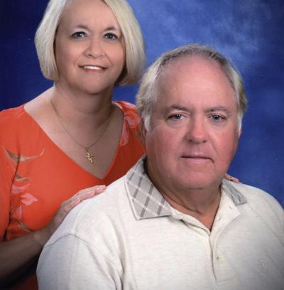 Carl and Kay Brown