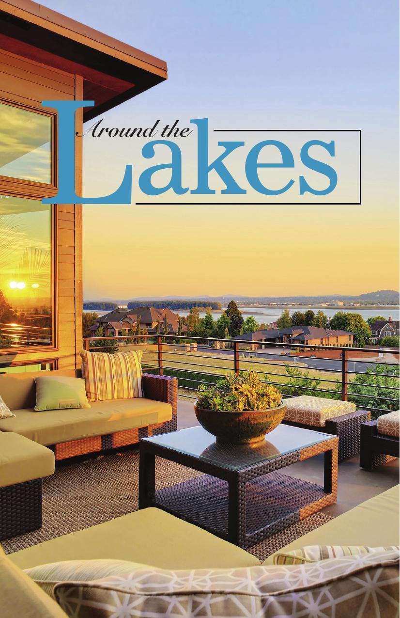 Around the Lakes 2020