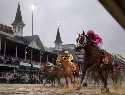 Virus Outbreak Kentucky Derby Postponed Horse Racing