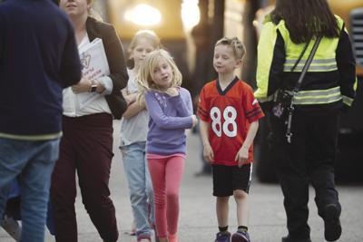 8 Hurt 2 In Custody After School Shooting Outside Denver News Unionrecorder Com
