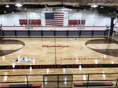 gmc new bball court