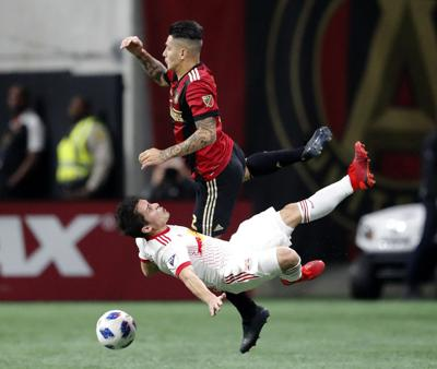 1e8b9165c Atlanta United routs New York Red Bulls 3-0 in East final