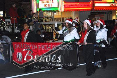 Lake Baldwin Christmas Parades 2020 Band of the Braves bound for 2020 Sugar Bowl | News