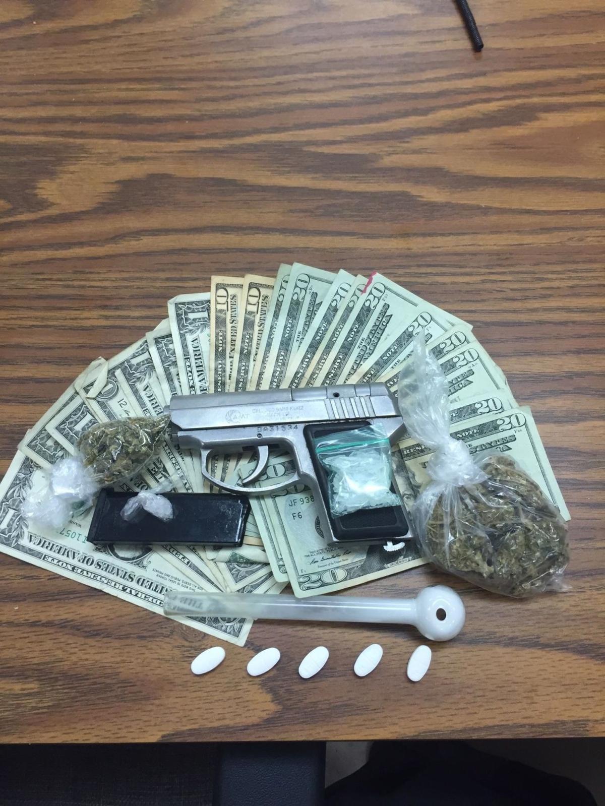 Mix of drugs found at local home   Local News   unionrecorder.com