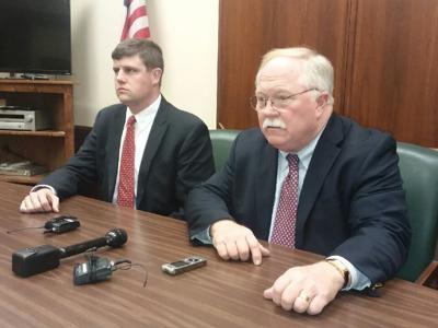 Eatonton press conference