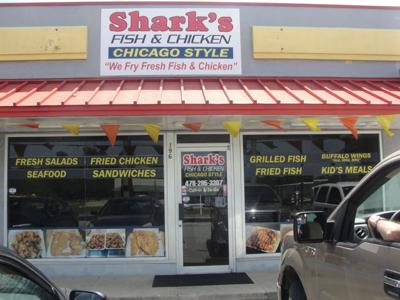 Shark's Fish & Chicken officially opens | Archives