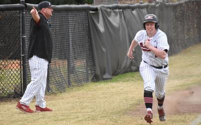 GMC Prep baseball
