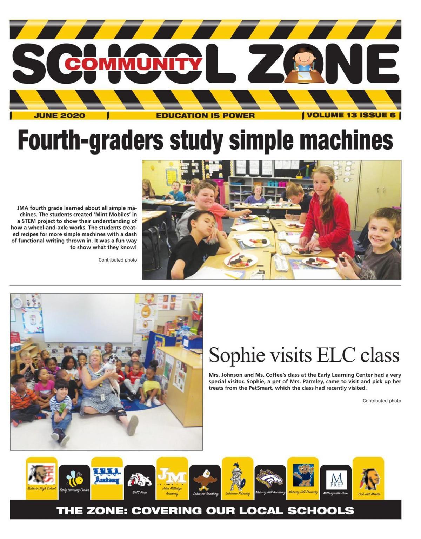 Community School Zone June 2020
