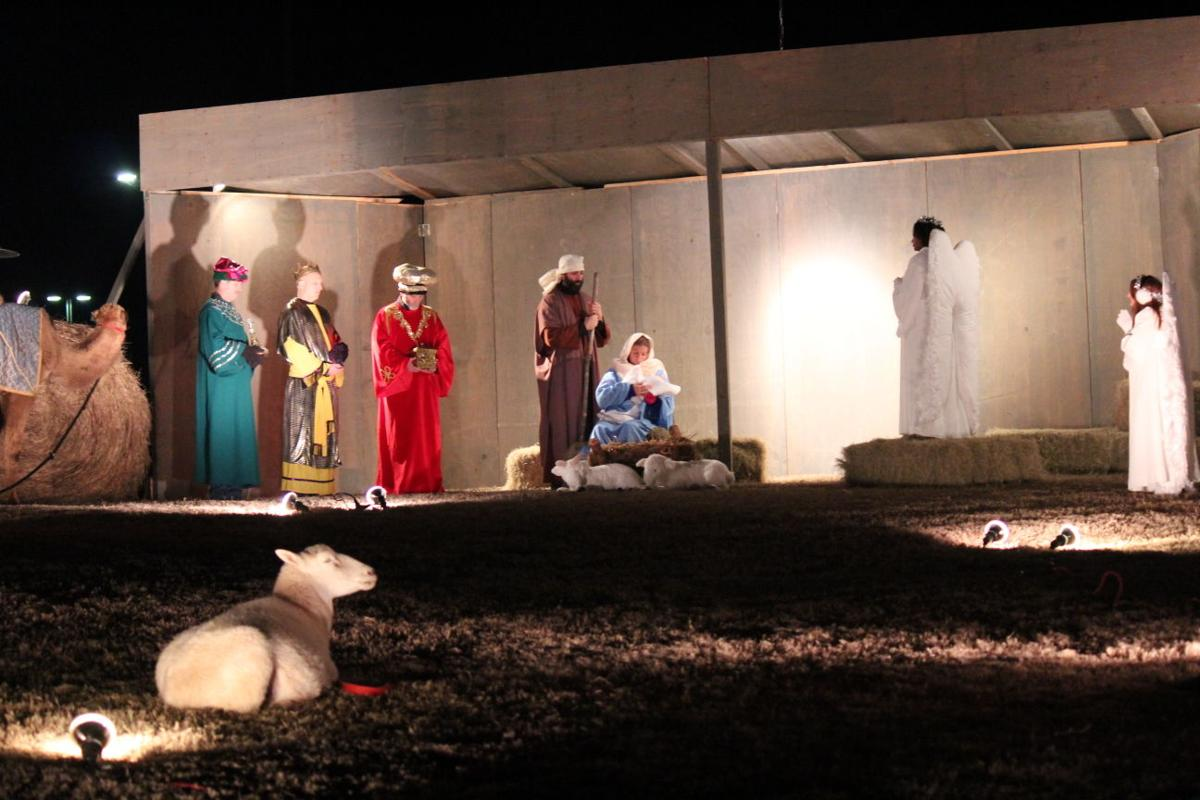 Northridge Christian to hold live nativity | News | unionrecorder.com
