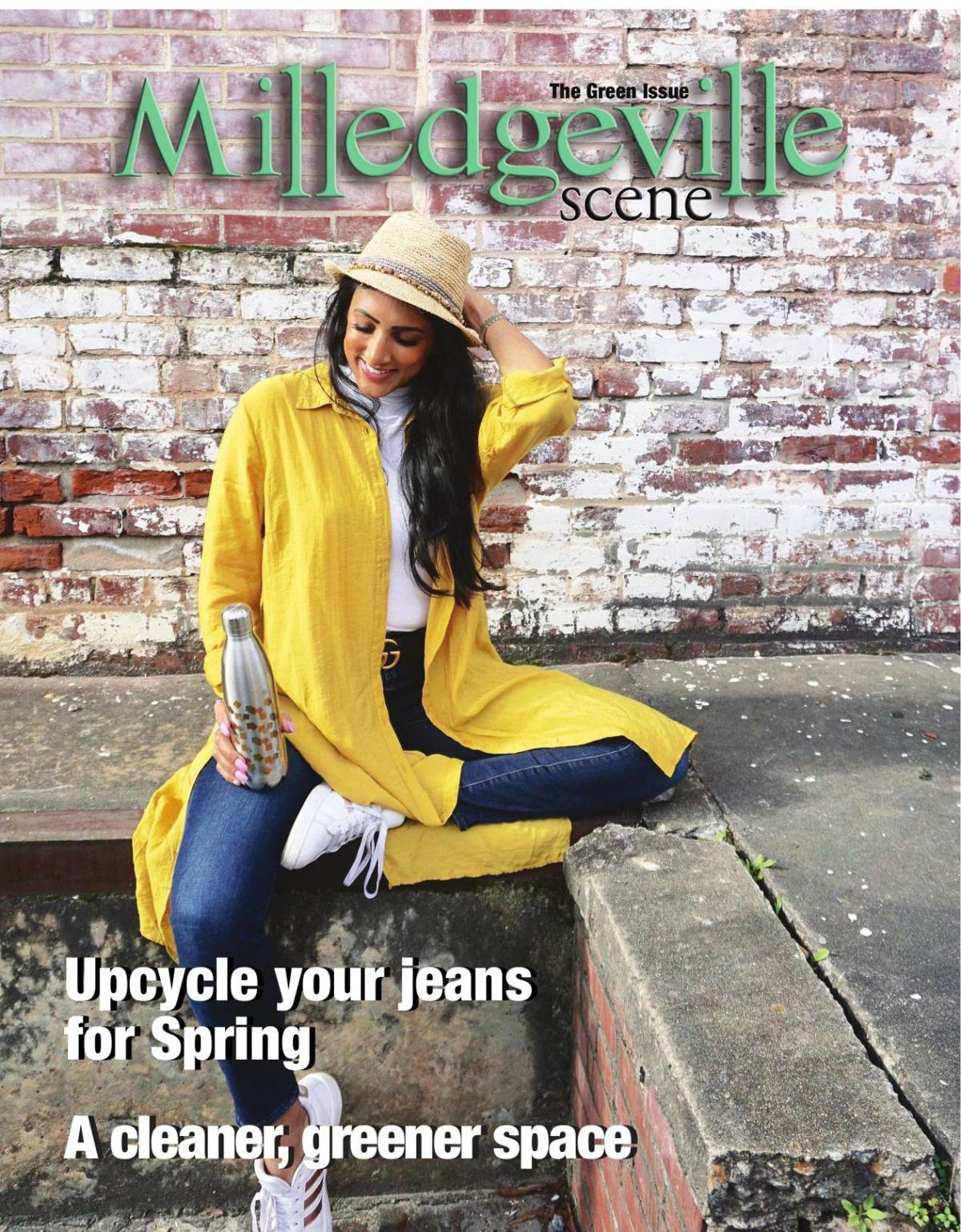 Milledgeville Scene Green Issue 2019