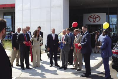 Five Star Toyota >> Five Star Toyota Hosts Grand Opening Event News Unionrecorder Com