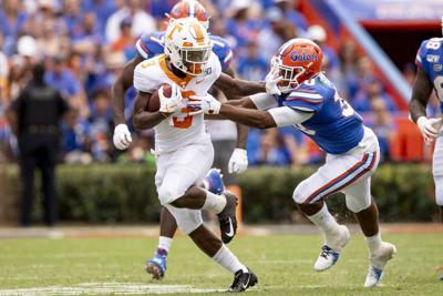 Gainesville, FL - 2019.09.21 - Tennessee vs. Florida
