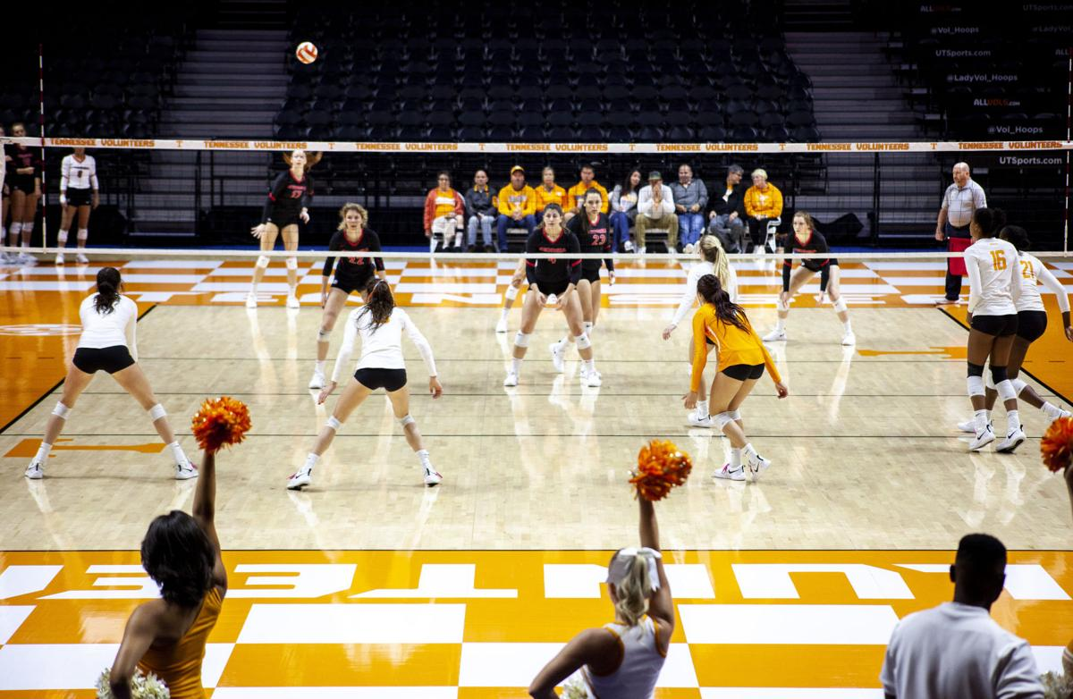 Lady Vols vs. Georgia