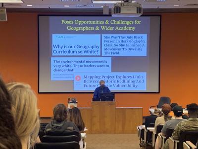 Derek Alderman lecture