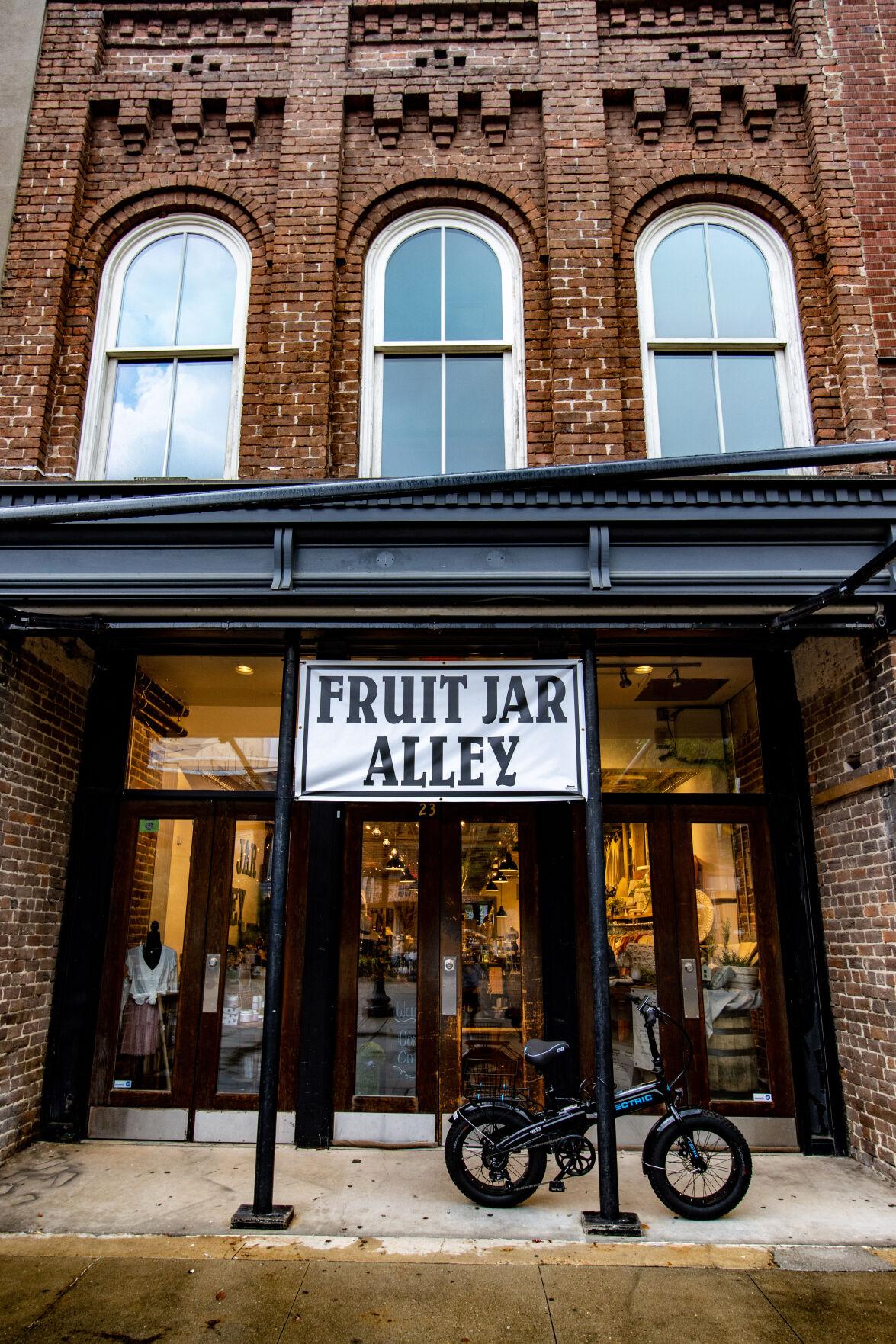 Fruit Jar Alley Exterior