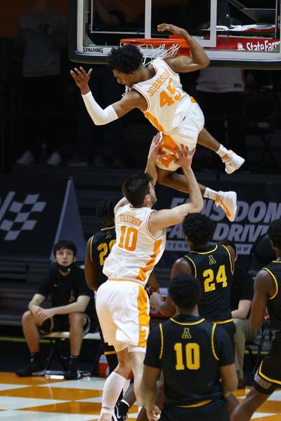 Johnson and Fulkerson -Appalachian State at Tennessee