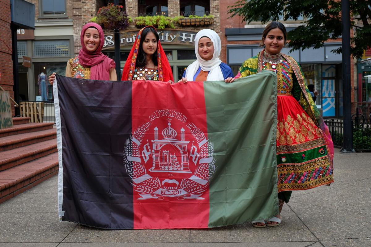 Protect the Afghans rally speakers