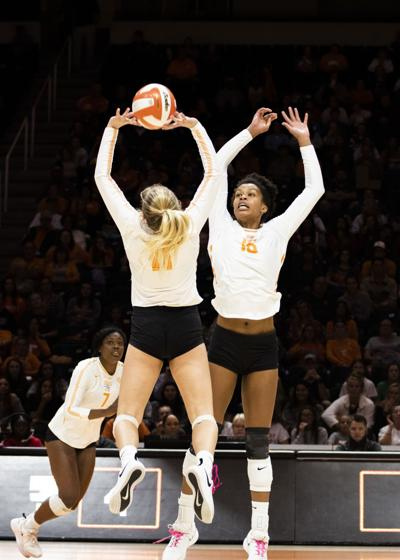 Tennessee Volleyball vs. the University of Kentucky