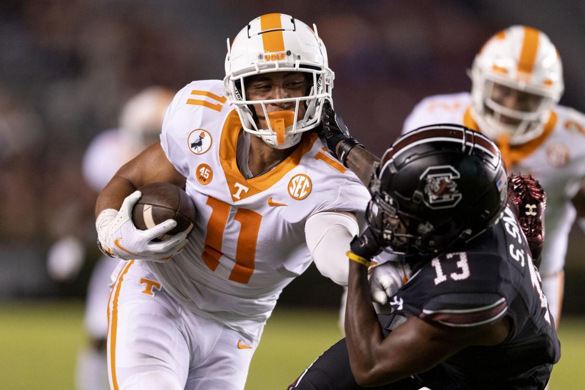 Henry To'o To'o  - Tennessee vs. South Carolina
