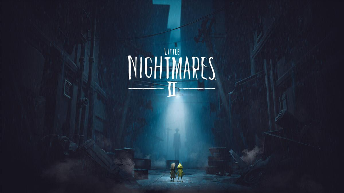 Little Nightmares II Cover
