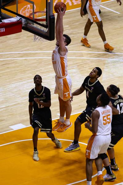 John Fulkerson- Vanderbilt at Tennessee