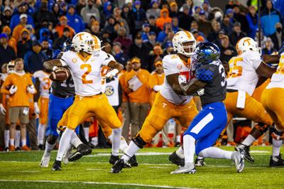 The Vols vs. Kentucky