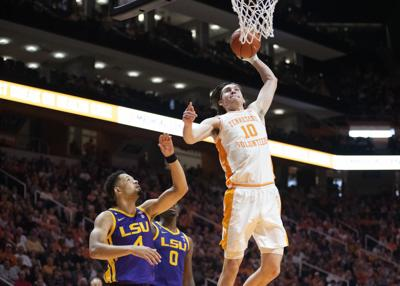 The Vols vs. LSU