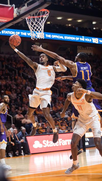 Mens Basketball vs Tennessee Tech