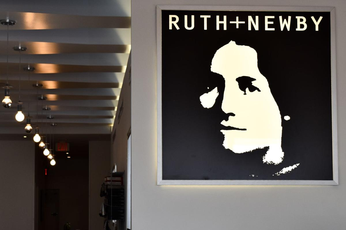 Ruth and Newby