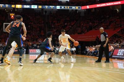 Vols Basketball vs Florida