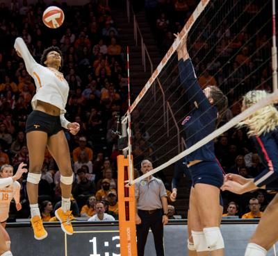 Volleyball vs Ole Miss