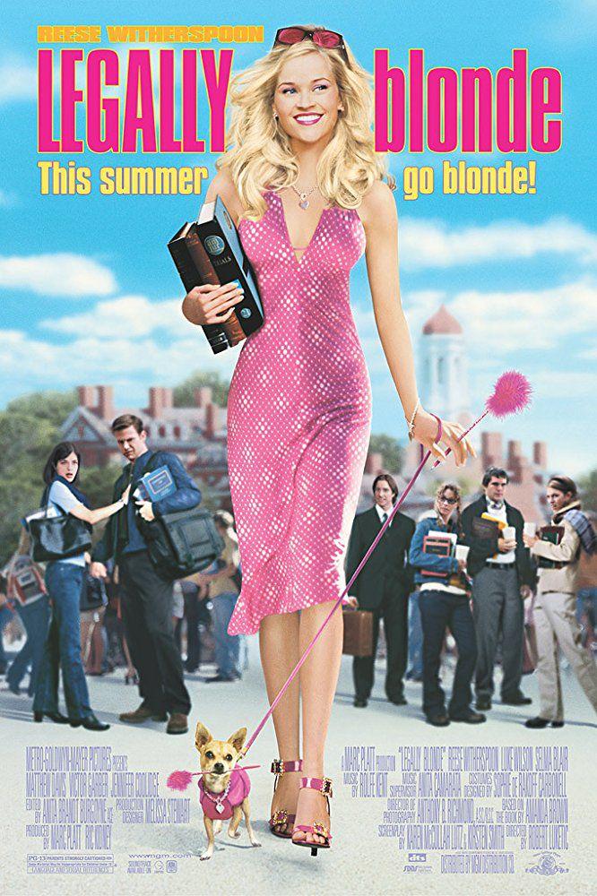 WWW: Legally Blonde