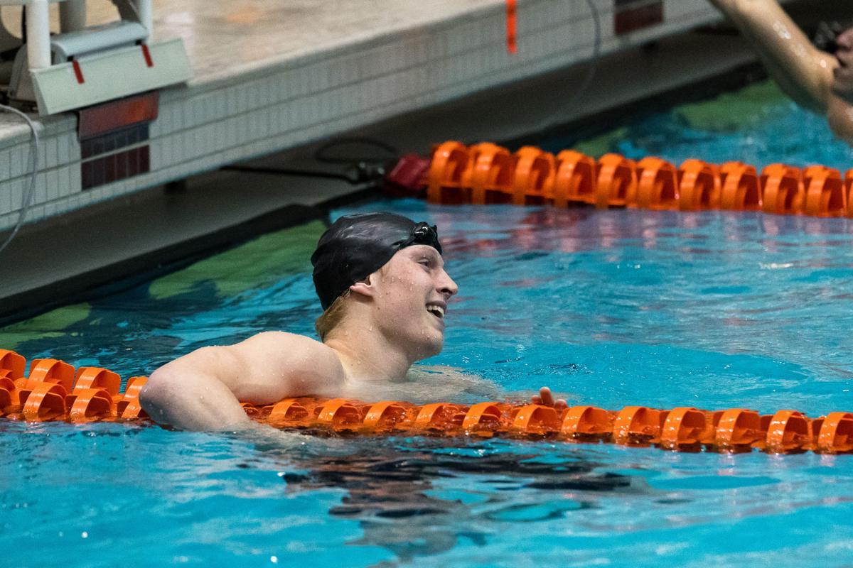 AquaVols break records, enjoy middle of the pack finish at SEC championship
