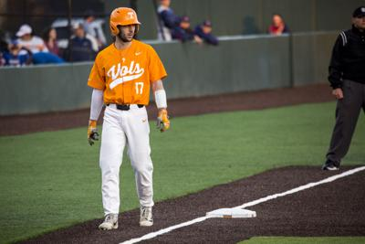 Tennessee baseball vs. Belmont (copy)