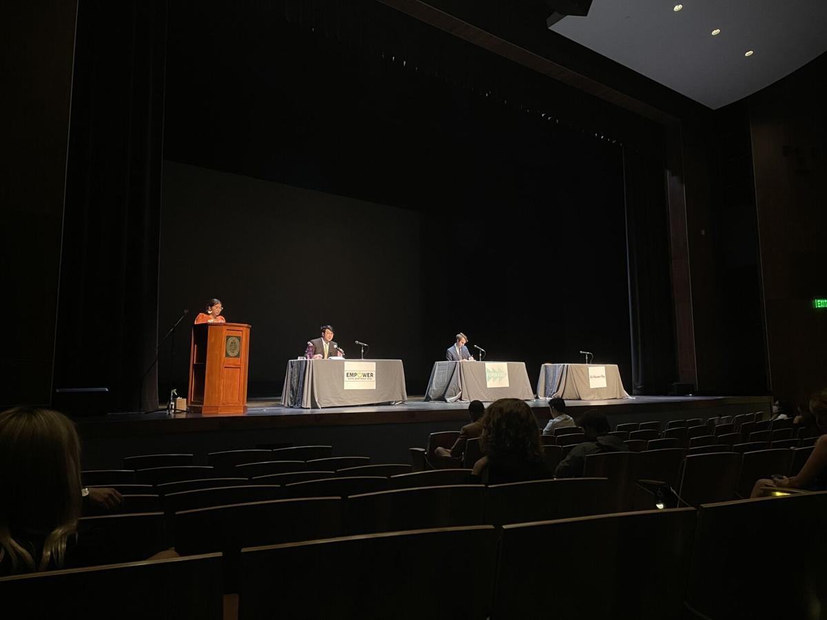 SGA Debate