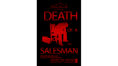 Death of a salesman theatre knoxville