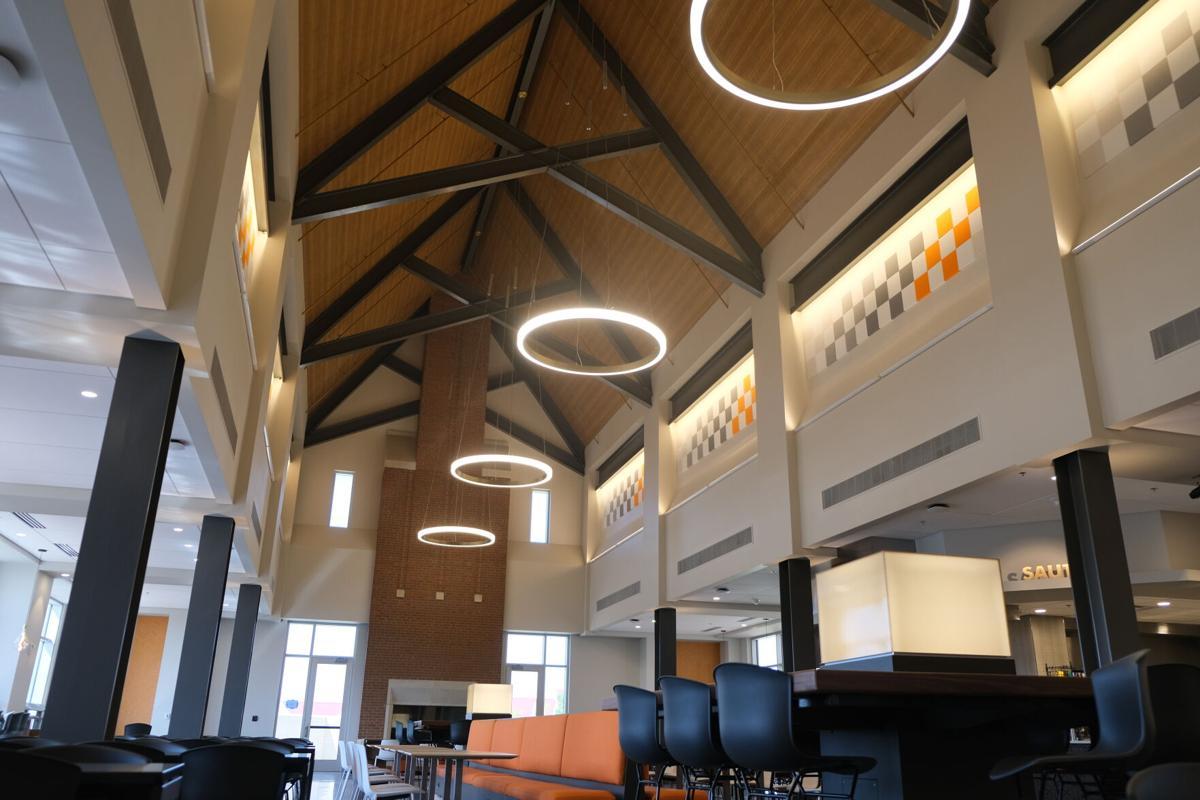 West Campus Dining Interior