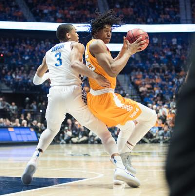 Men's Basketball SEC Tournament vs. University of Kentucky
